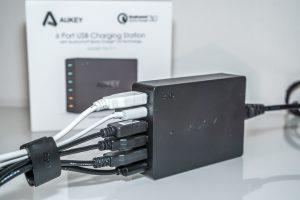 Aukey USB Lader