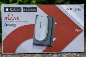 a-rival sQan Blutdruckmessgerät