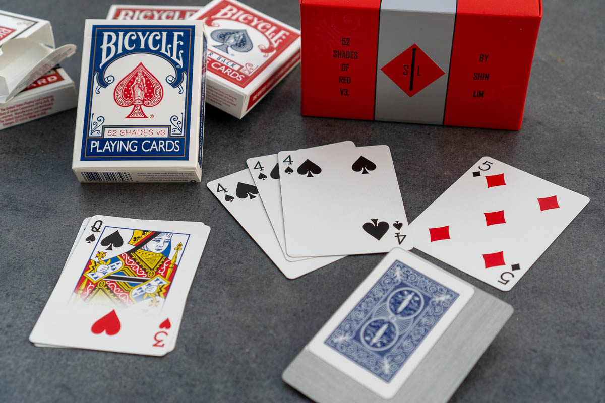 52SoRv3 trick cards